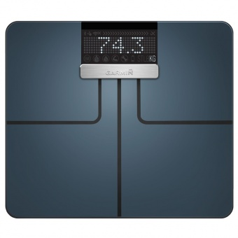 Смарт-весы Index Black